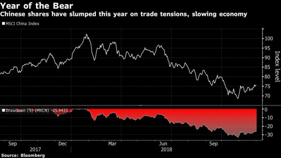 Morgan Stanley Upgrades '19 China Stocks Call on Trade Ceasefire