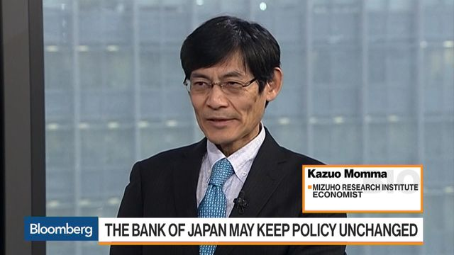 Bank of Japan Sticks to View on 2% Inflation