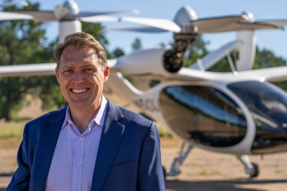 Joby's Plan for Air Taxis Takes Shape