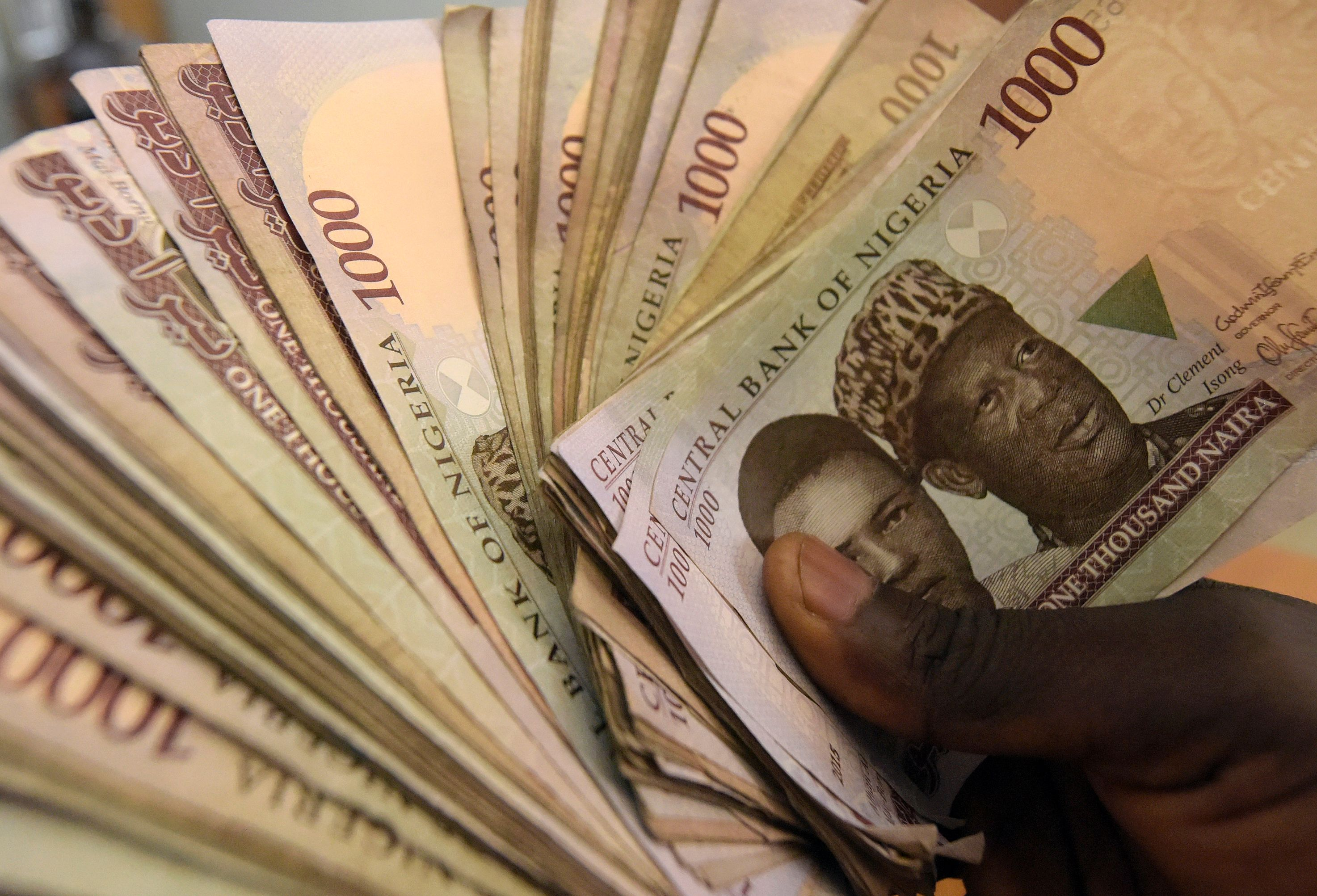 Nigerian Naira Ngn Devaluation