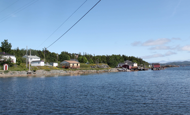 Little Bay Islands.