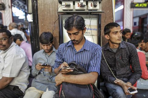 Google Inc. In Partnership With Indian Railways And RailTel Corp. Of India Launch High Speed WIFI At Central Station
