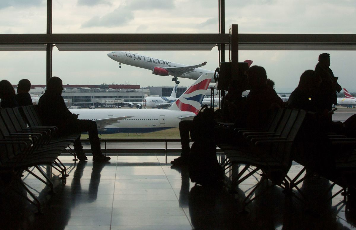 Virgin Atlantic Plans 84 New Routes With Heathrow Slots Windfall