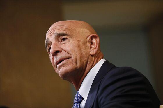 Colony Capital's Barrack Steps Down as Executive Chairman
