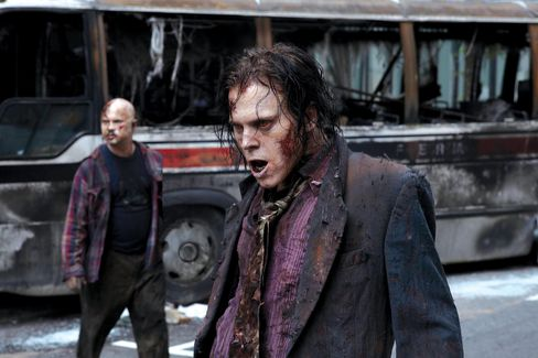 Zombies Join Kevin Spacey in Cannes Seeking Web-TV Money