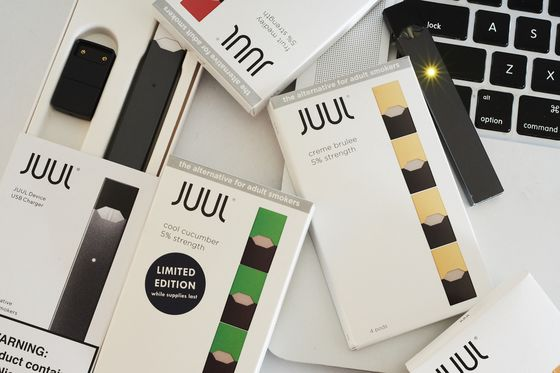 Juul Restricts Sales of Flavored Nicotine and Shuts Down Facebook, Instagram Accounts