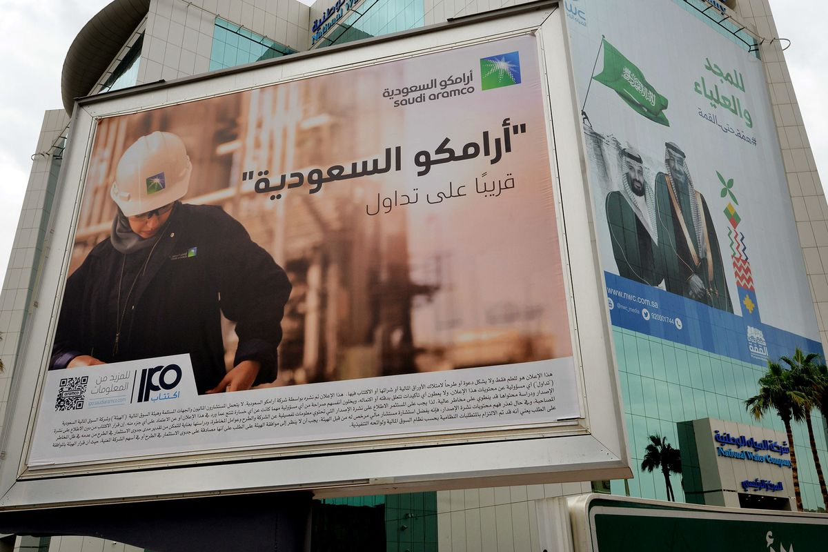 Sunday Strategist: How Saudi Aramco Boosted Its IPO Price