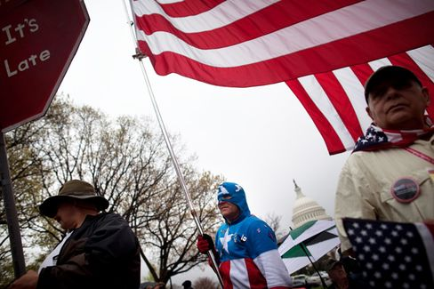 The Tea Party Sets Its Sights on the Senate