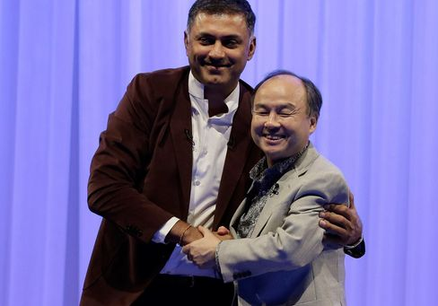 Nikesh Arora Steps Down As SoftBank Chief