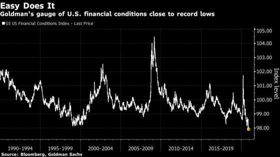 Risk-On 'Nirvana' Envelops Global Markets as Stocks Hit Records