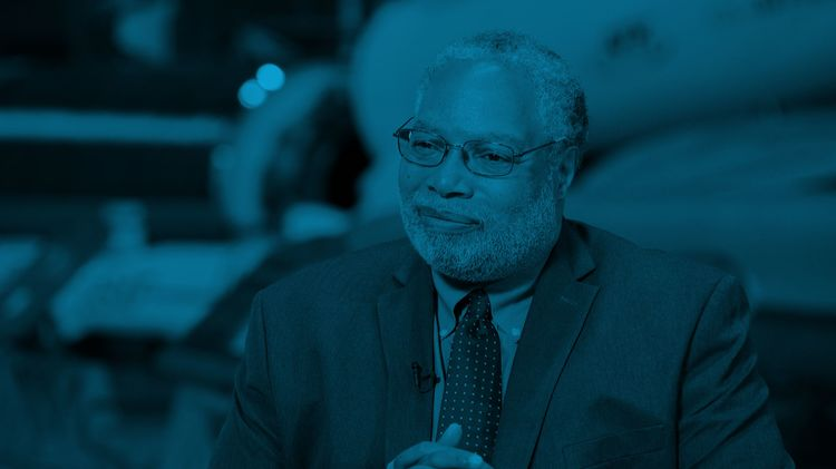 relates to Episode 1: Lonnie Bunch, Smithsonian Institution Secretary