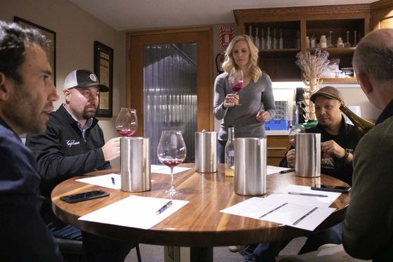 Oregon Winemakers Turn Wildfire Losses Into Collectible Bottles