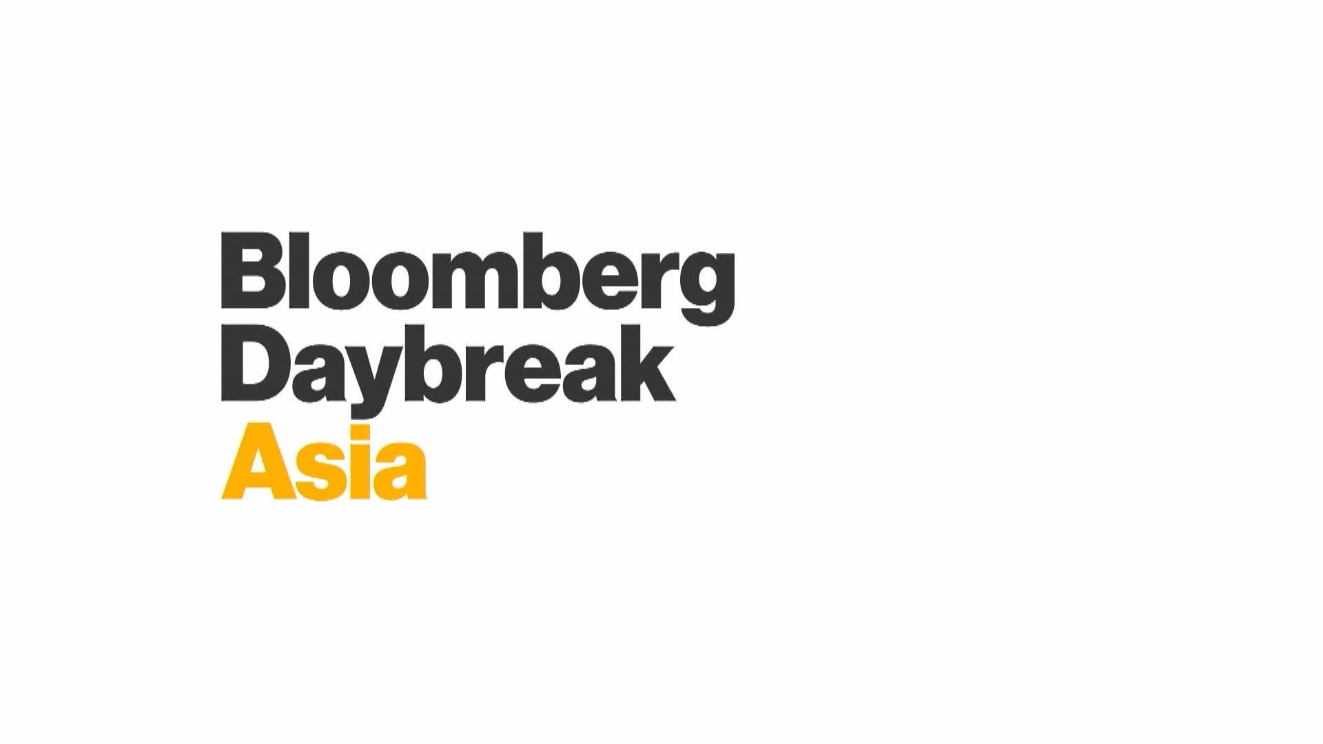 Bloomberg Daybreak: Asia - Full Show (06/03/2019) - Bloomberg
