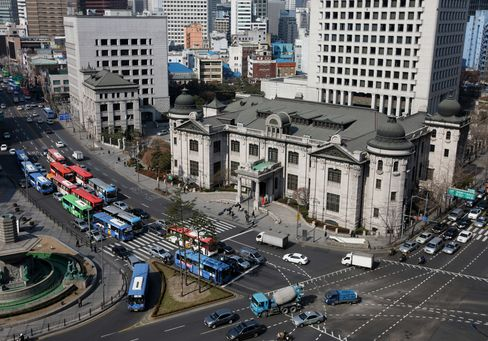 South Korean Inflation Above Target May Delay Any Rate Cut