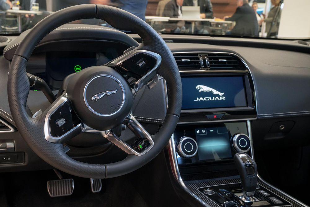 Jaguar Land Rover Just Dangled Some Shiny Keys