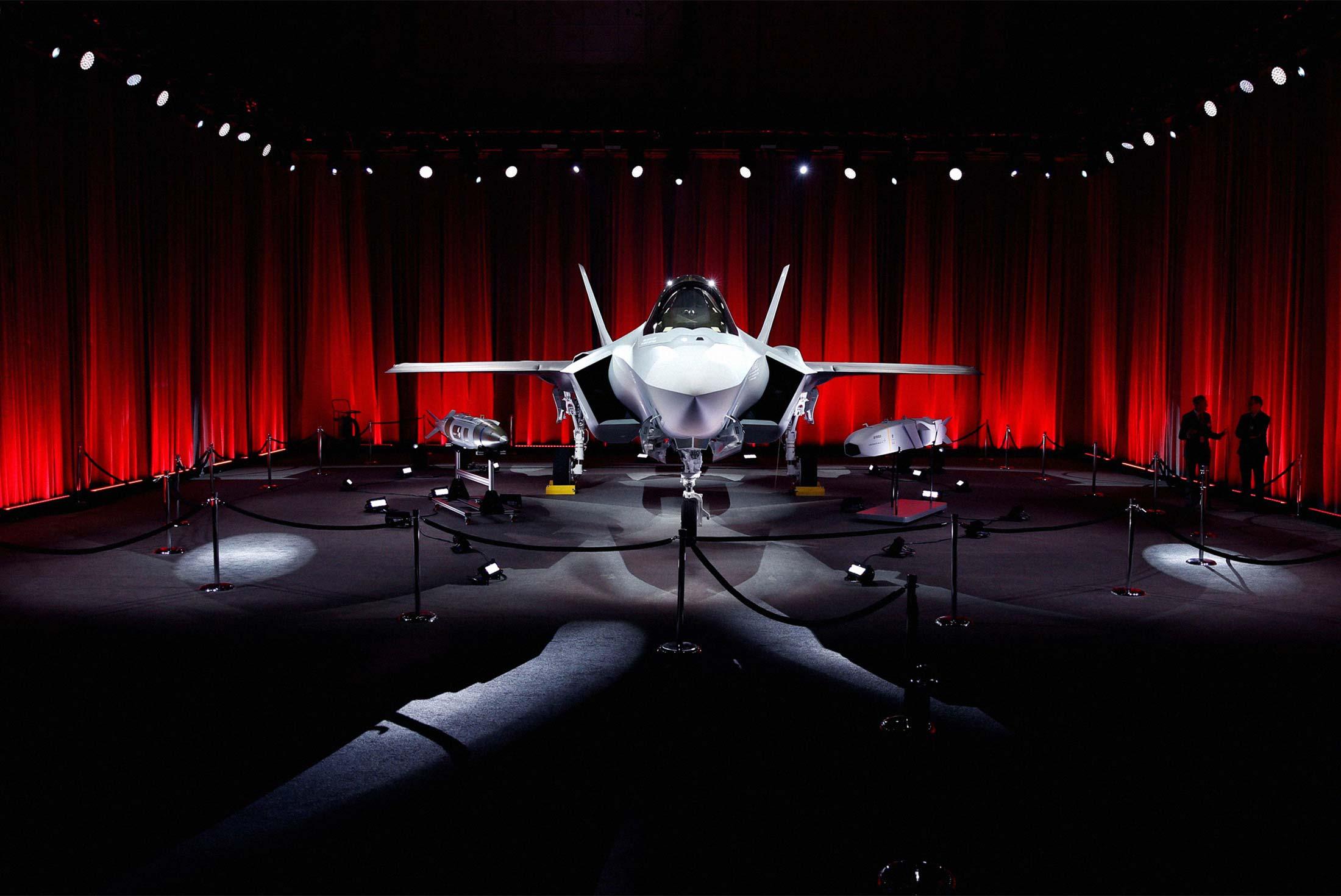 Lockheed's F-35 Has a Turkey Problem