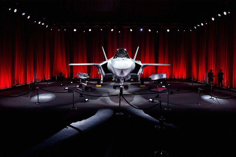 Lockheeds F 35 Has A Turkey Problem Bloomberg