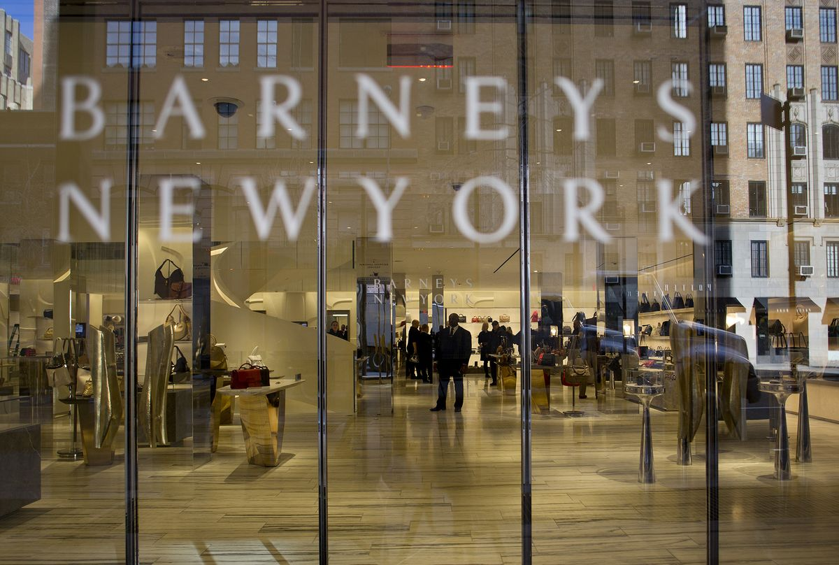 Barneys Wants 'Strong Digitally Focused Partner' for Next Stage
