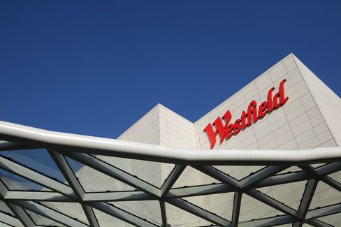 Westfield Second-Half Profit Falls on Spin-Off Costs