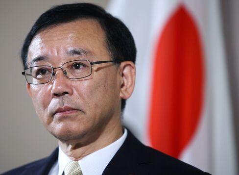 Liberal Democratic Party of Japan President Sadakazu Tanigaki
