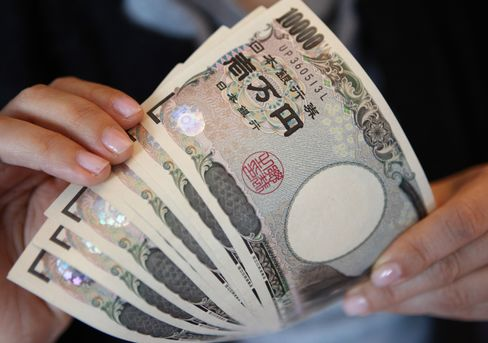 Yen Falls on Speculation Officials Will Act to Curb Gains