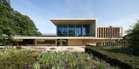 Sainsbury Laboratory in Cambridge, U.K.