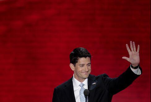 Republican VP Candidate Paul Ryan