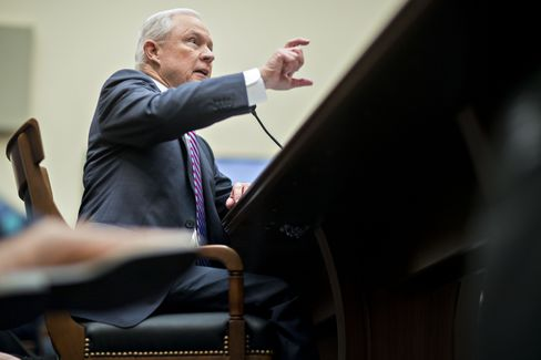 Attorney General Jeff Sessions Testifies Before The House Judiciary Committee