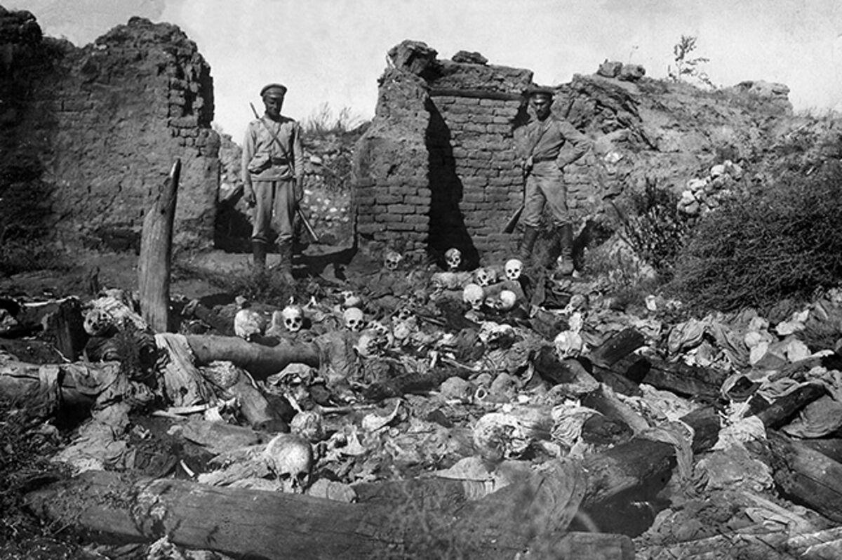 Erdogan Should Recognize the Armenian Genocide