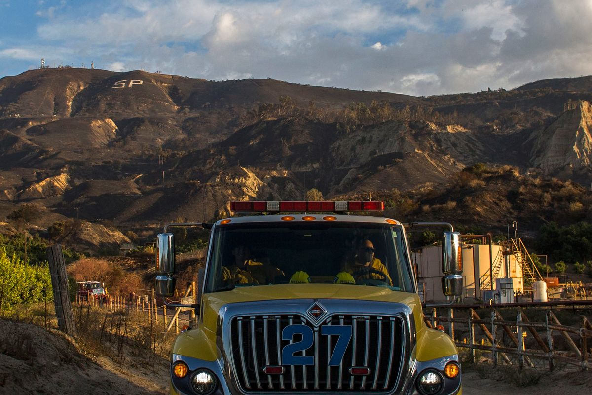 Winds Raise Fire Threat, May Cause Power Cuts Across California