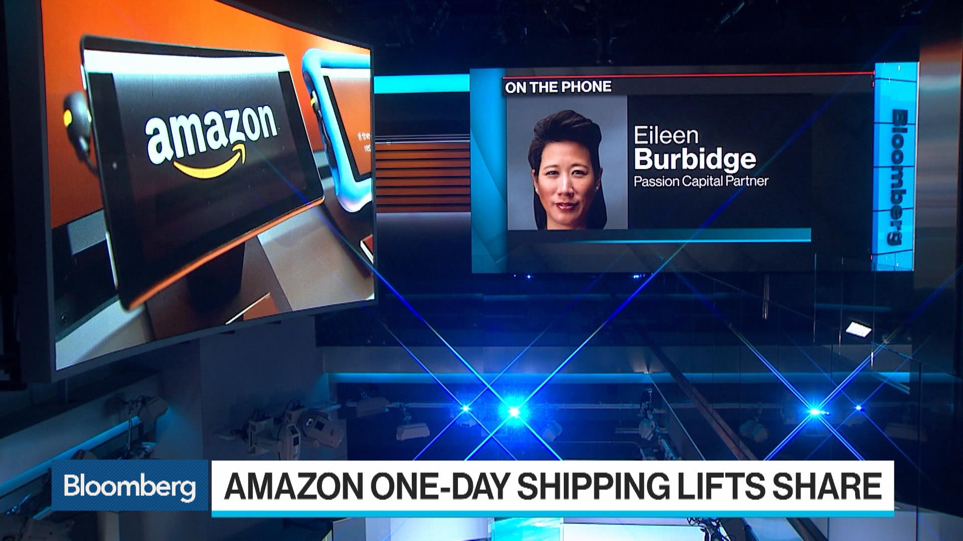 Amazon's Profitability Is Now Its Biggest Weapon, Passion Capital Says