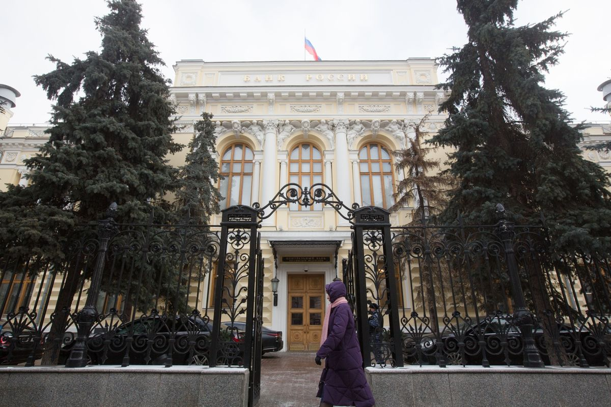 Russia to Start Foreign Currency Sales After Ruble Wipeout