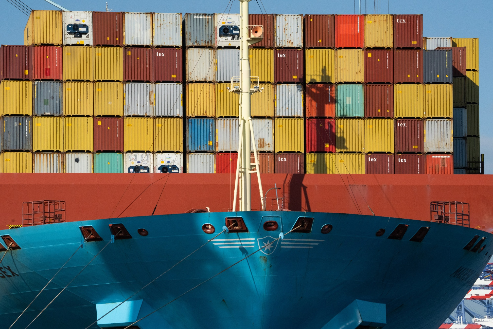 How Maersk Profits From The Chaos in Container Shipping