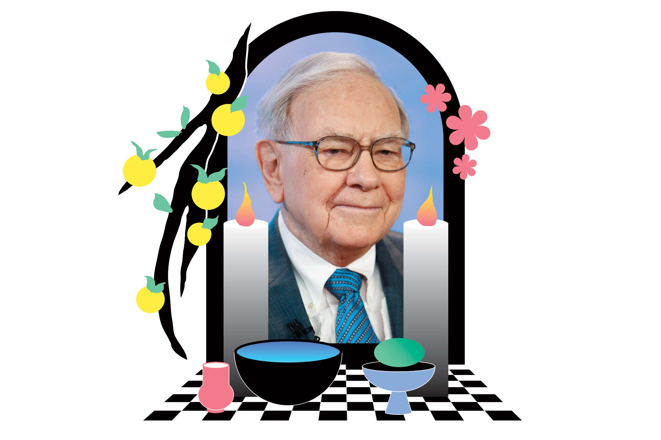 Warren Buffett Says Money Managers Charge Too Much