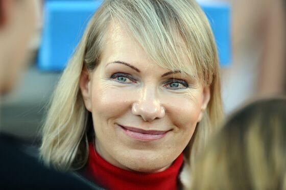 Margarita Louis-Dreyfus Taps Credit Suisse for Loan