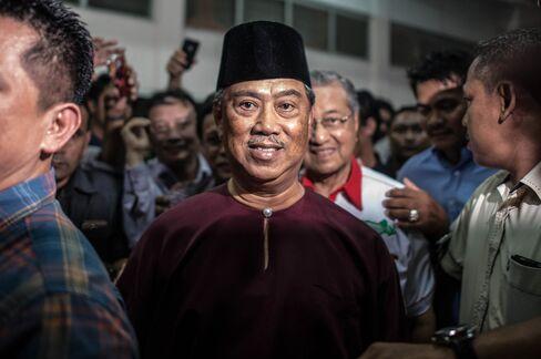 MALAYSIA-POLITICS-UMNO-ASSEMBLY-MUHYIDDIN