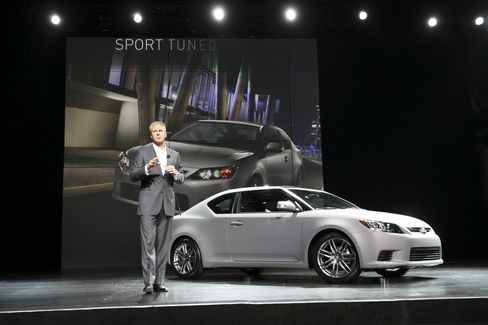 Toyota Trims Scion Coupe Outlook