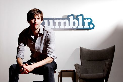 After Small Acquisitions, Yahoo Goes Big With Tumblr