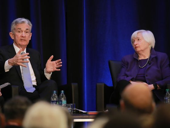 Yellen, Powell to Discuss Financial Risks of Hot Home Market