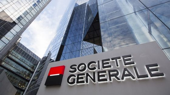 SocGen to Return Capital After First Losing Year in Decades