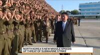 relates to North Korea's New Missile Speeds Up Threat of Submarine Strike