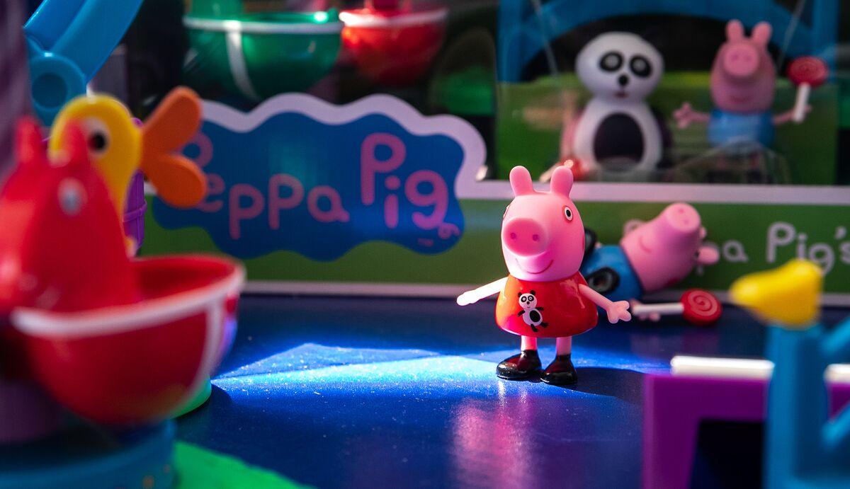 Hasbro Buys Peppa Pig Owner in $4 Billion Deal