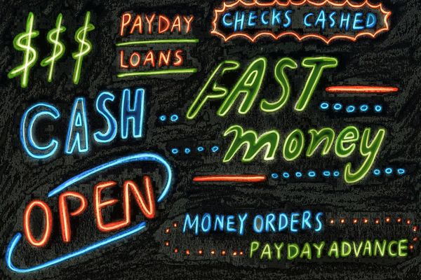 relates to Payday Lenders Didn't Get a Boost From the Pandemic's Hard Times