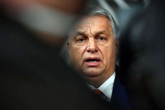 Hungary's Orban Poised to Pull Party From EU Center-Right Group