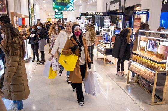 Suitors Circling Selfridges Test Future of Post-Pandemic Retail