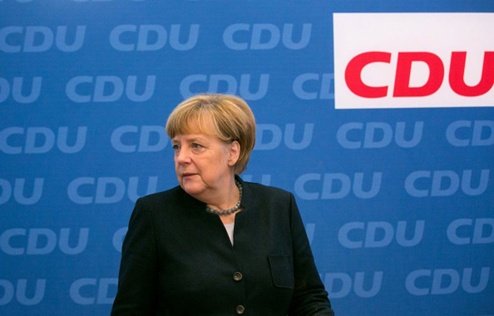 In German Politics, the Center May Not Hold