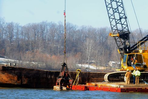 U.S. House Votes for Waterway Upgrades in Bill Backed by Obama