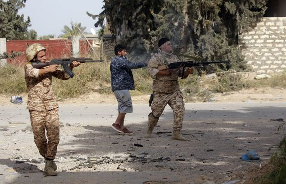 Trump Backed Libyan Strongman's Attack on Tripoli, U.S. Officials Say