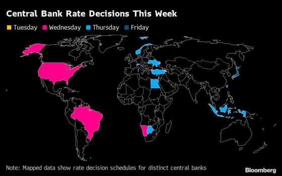 Crisis Reaches Crossroads for Global Interest Rates: Eco Week