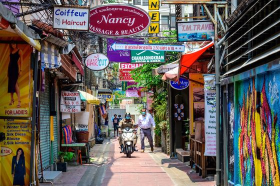 Thailand Tightens Virus Curbs to Stem New Wave of Infections